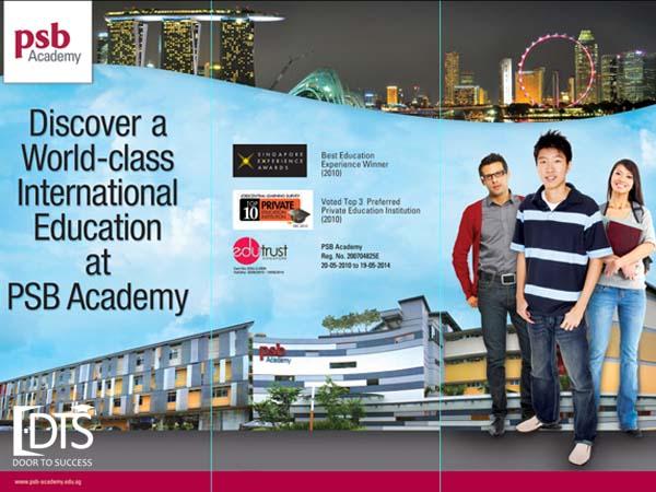Học viện PSB Singapore