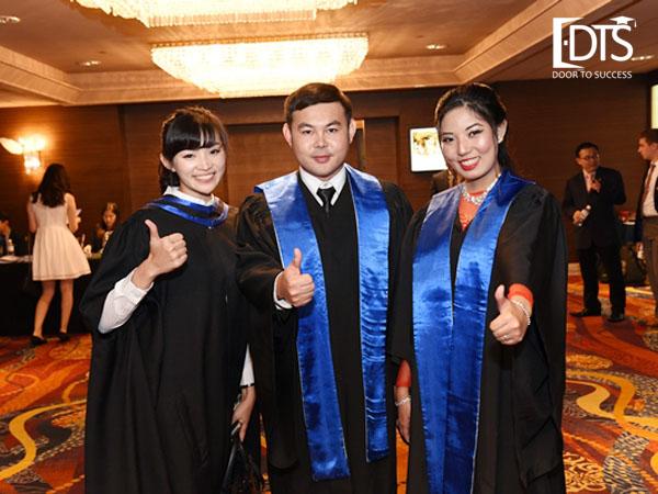 Tổng quan Học viện SDH Singapore