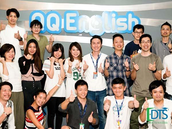 Trường anh ngữ QQ English là thương hiệu đào tạo tiếng Anh số 1 tại Philippines đối với học viên Nhật Bản