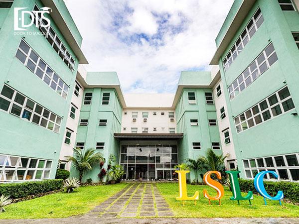 Trường anh ngữ LSLC với cơ sở vật chất hiện đại