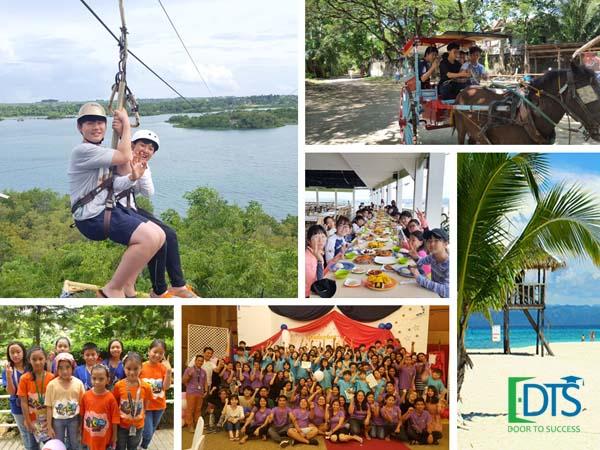 Du học hè Philippines 2020 tại trường anh ngữ CIEC