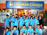 Chương trình luyện thi O Level tại Cao đẳng Coleman Singapore 2019