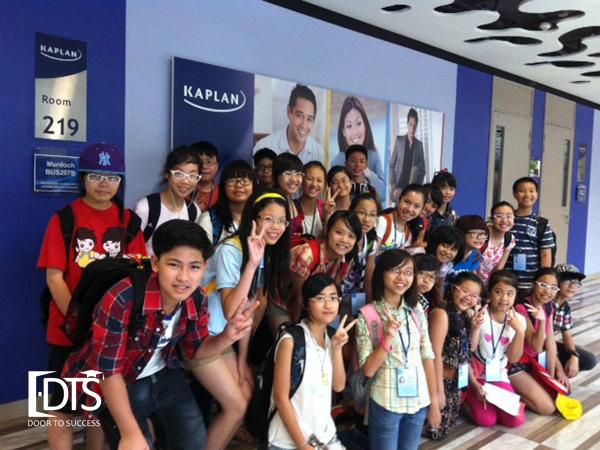 Du học Singapore giới thiệu về Học viện Kaplan Singapore 2019