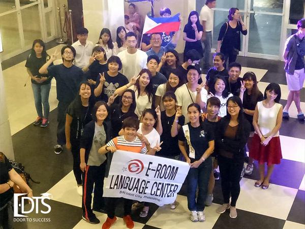 Ưu đãi du học Philippines tại trường anh ngữ E Room 2019