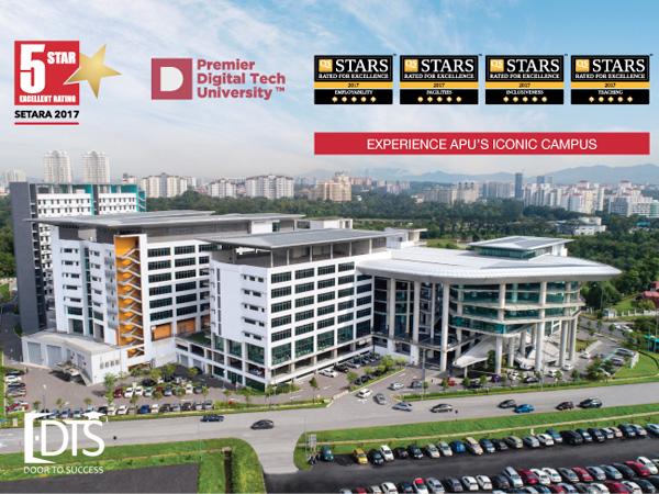 Du học Malaysia giới thiệu về Đại học APU