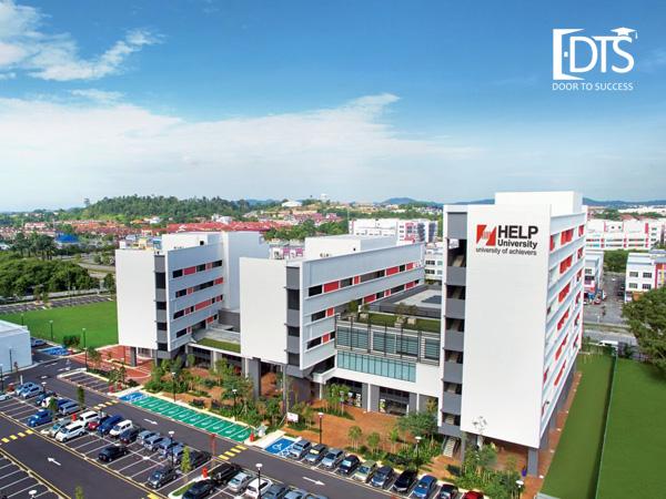 Đại học Help là một trong những trường hàng đầu tại Malaysia