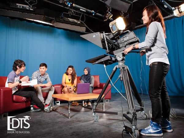 Du học Singapore ngành truyền thông tại Học viện MDIS 2019