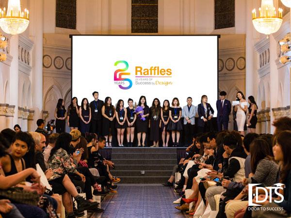 Giới thiệu tổng quan về Học viện Raffles Singapore