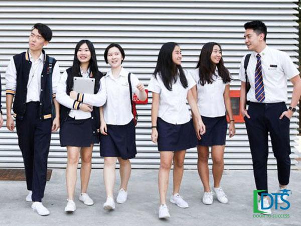Du học Singapore bậc trung học cơ sở đang là xu hướng của học sinh Việt Nam
