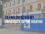 Cập nhật ưu đãi du học tiếng anh tại anh ngữ ZA Philippines 2019