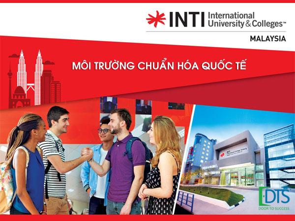 Đại học Quốc tế INTI - Môi trường chuẩn hóa quốc tế