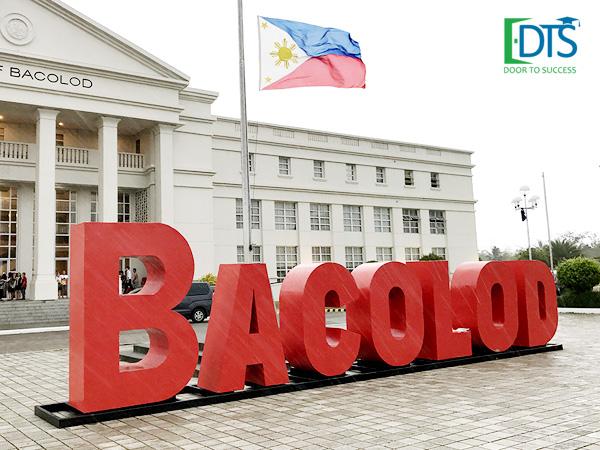 Du học tiếng anh tại Bacolod là điểm đến yêu thích của học viên Việt Nam trong những năm qua