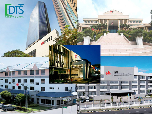 Cơ sở vật chất hiện đại của Đại học INTI Malaysia