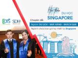 Hội thảo du học ngành Du lịch khách sạn cùng Học viện SDH