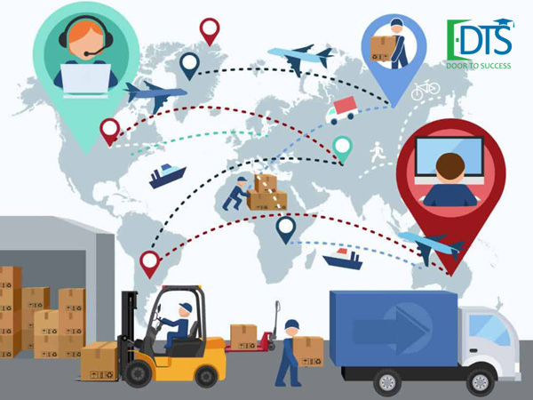 Du học ngành Logistics và quản lý chuỗi cung ứng đang là xu hướng của sinh viên hiện nay