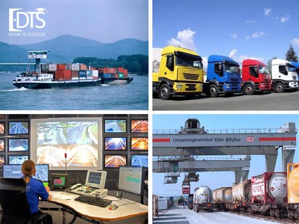 Singapore là con rồng của Châu Á về ngành Logistics và quản lý chuỗi cung ứng