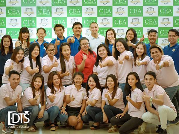 Ưu đãi du học tiếng anh tại trường anh ngữ CEA Philippines 2019