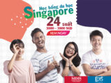 Học viện MDIS Singapore trao tặng 24 suất học bổng trị giá 3000 - 3800 SGD cho sinh viên Việt vào tháng 09/2019