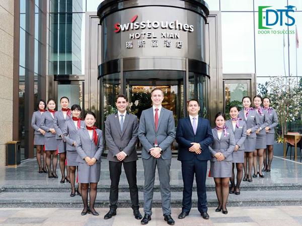 Học viện HTMi ngôi trường hàng đầu thế giới đào tạo khối ngành quản trị du lịch khách sạn