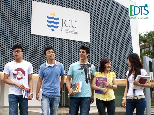 Đại học James Cook Singapore thu hút sinh viên quốc tế bởi chất lượng đào tạo