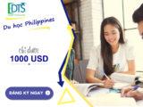 Cơ hội du học tiếng anh tại Philippines với chi phí dưới 1000 USD/tháng