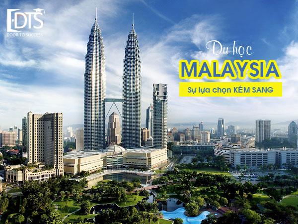 Du học Malaysia là sự lựa chọn KÉM SANG