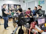 Học viện 3Dsense - Trường của ngành thiết kế đồ họa tại Singapore