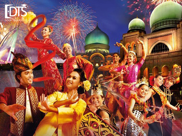 Malaysia là đất nước an toàn và thân thiện