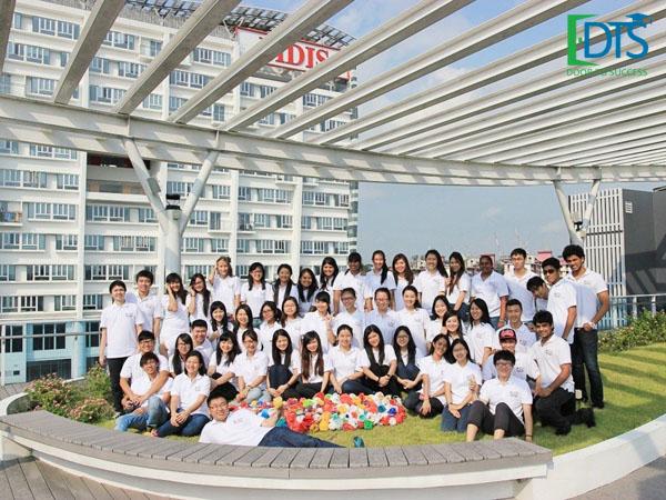 Du học Singapore chương trình Cambridge dành cho học sinh THCS