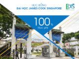 """Học bổng """"Siêu To Siêu xịn"""" cùng đại học James Cook Singapore 2020"""