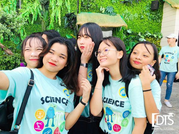 Trại hè trường anh ngữ CIEC có sự tham gia đông đảo của các học viên từ nhiều quốc gia tại Châu Á