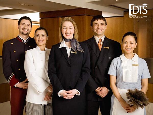 Cơ hội việc làm rộng mở khi học khối ngành Du lịch Nhà hàng Khách sạn và Ẩm thực