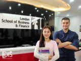 Trường LSBF Singapore tặng học bổng 100% khóa học Tiếng Anh