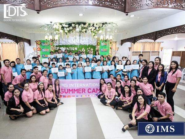 Trại hè tiếng anh IMS Philippines mang lại trải nghiệm tuyệt vời cho học viên tham gia