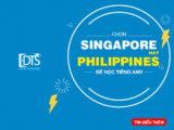 Nên học tiếng Anh tại Singapore hay Philippines