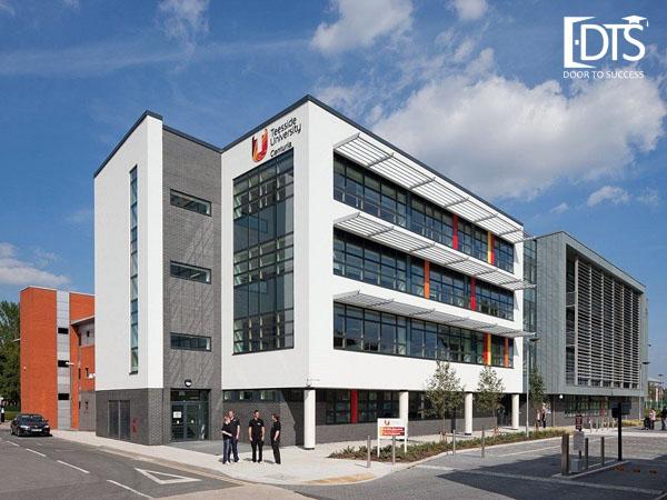 Đại học Teesside, Vương quốc Anh