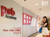Ưu đãi du học Singapore tại Học viện PSB
