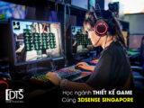 Học ngành thiết kế Game tại Học viện 3D Sense Singapore