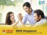 Học viện MDIS Singapore cập nhật học phí và chương trình học 2020