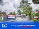 Luyện thi vào trường công lập Singapore cùng trường Dimensions