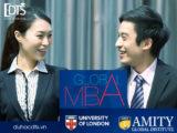Chương trình học MBA tại Học viện Amity Singapore