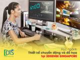 Học ngành thiết kế chuyển động và đồ họa tại Học viện 3Dsense