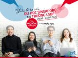 Du học DTS phối hợp với Học viện LSBF tổ chức tuần lễ tư vấn du học Singapore