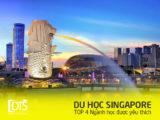 Du học Singapore top 4 ngành học được yêu thích, dễ tìm việc làm