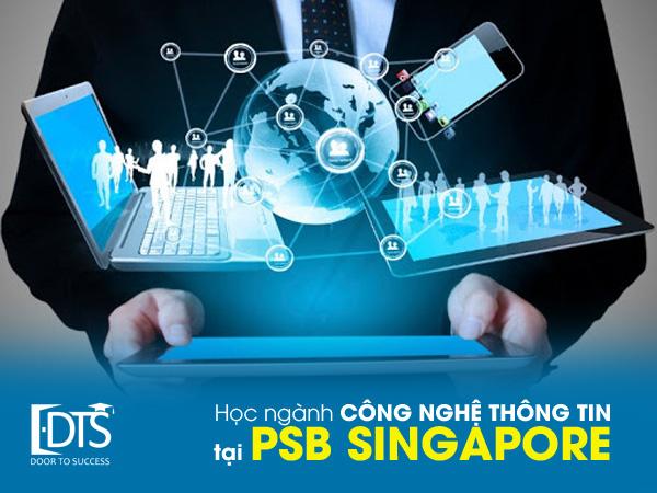 Du học ngành Công nghệ thông tin tại Học viện PSB Singapore