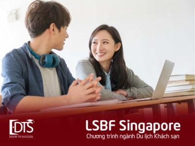 Du học ngành Du lịch khách sạn tại Học viện LSBF Singapore