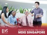 Du học ngành tâm lý học tại Học viện MDIS Singapore