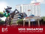 Học bổng hấp dẫn khi du học Singapore tại Học viện MDIS