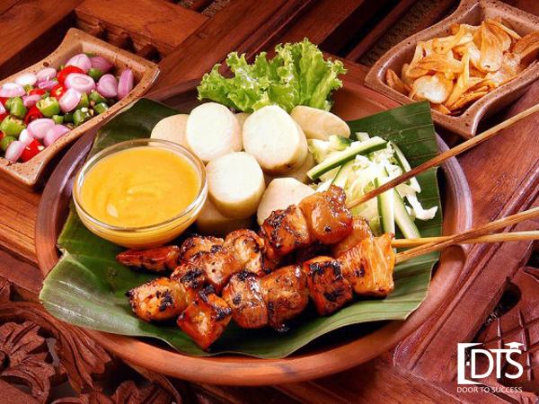 Thịt nướng Satay