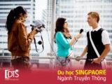 Du học Singapore ngành truyền thông và cơ hội nghề nghiệp